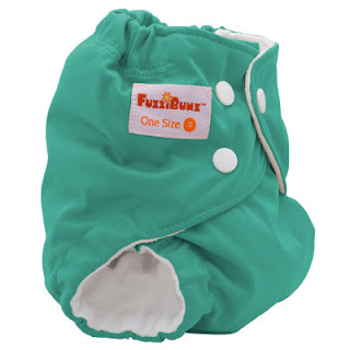 FuzziBunz Cloth Diaper Trial Starter Pack Giveaway