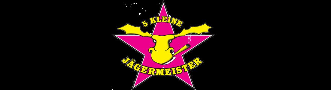 5 Kleine Jägermeister - Die beste Toten Hosen Coverband der Welt!