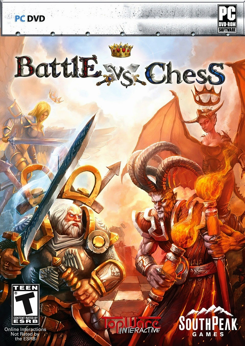 Battle Vs Chess Game