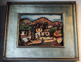 VINTAGE NEW MEXICAN ART...