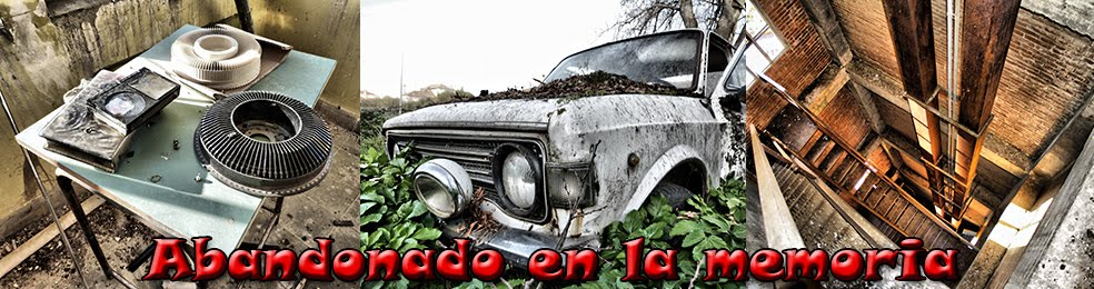 Abandonado en la memoria