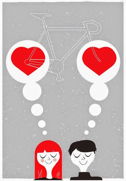 Enamorados de las bicis urbanas