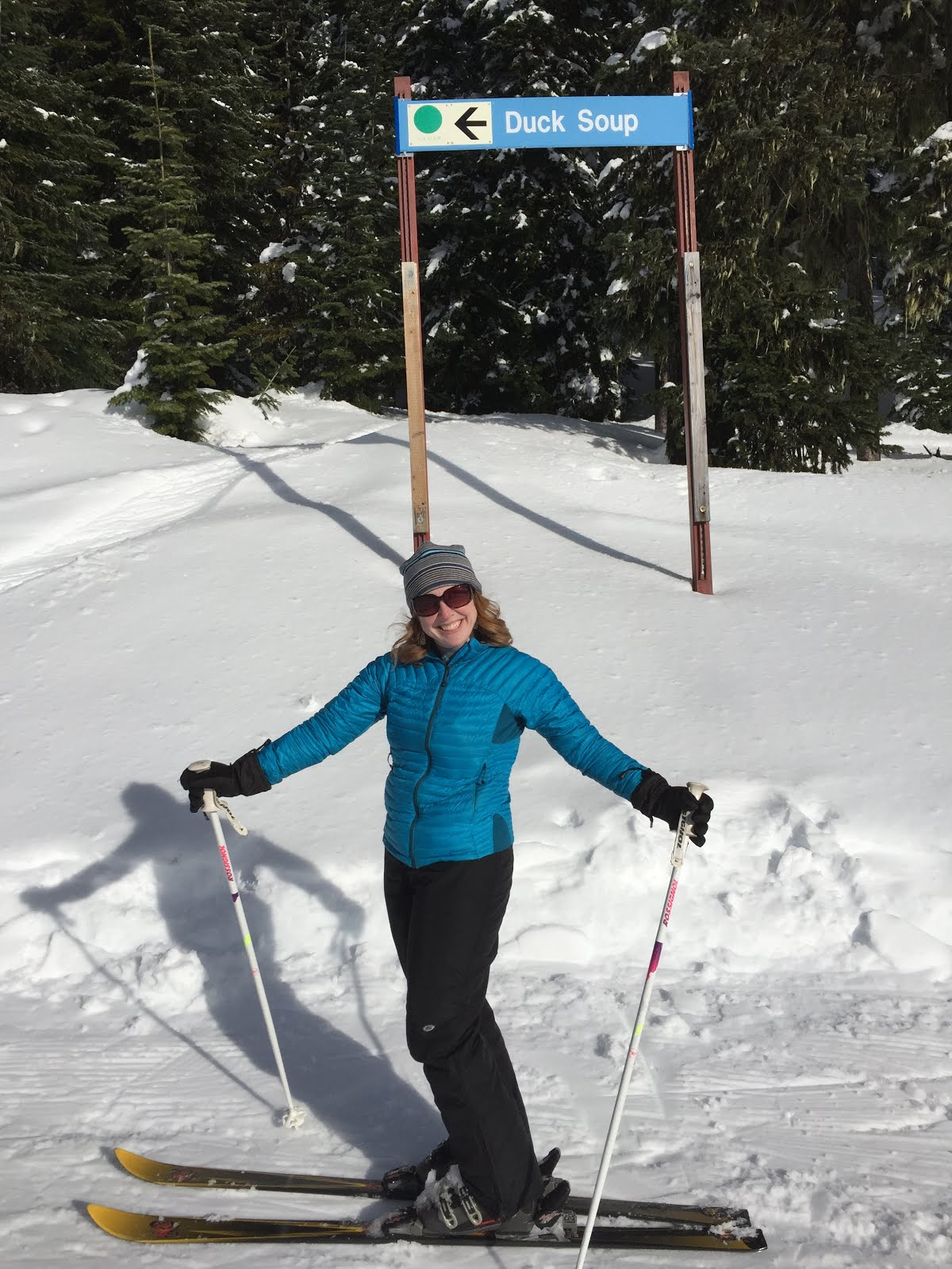 Ski Day Willamette Pass 2016