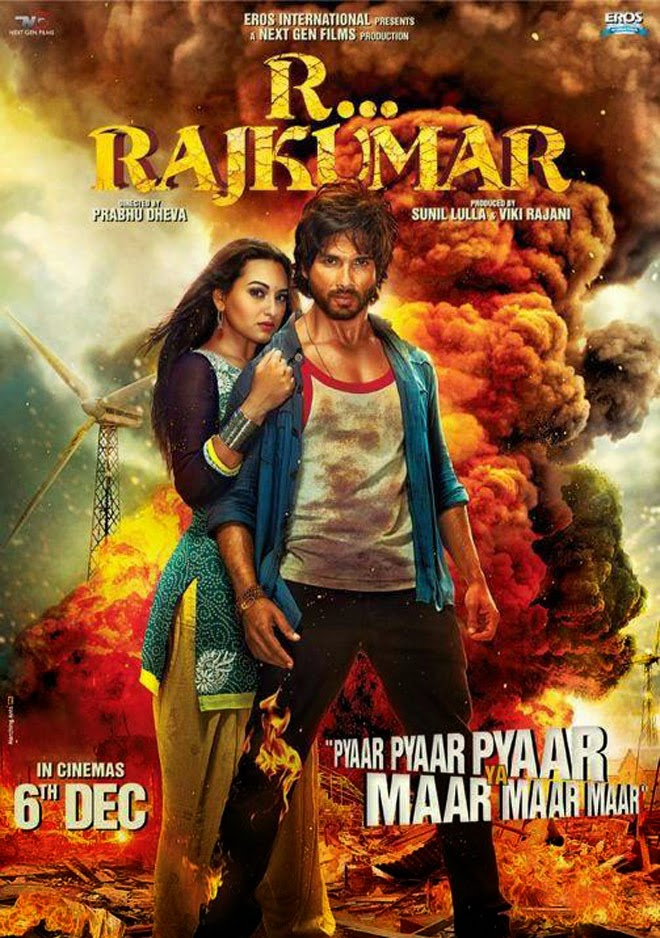 R… Rajkumar (2013) Hindi DVDScr Full Movie Watch Online For Free Download