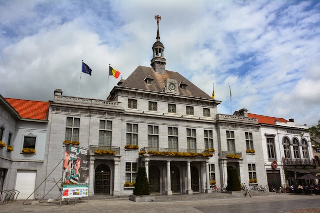 Ronse City Hall
