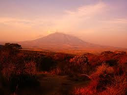 Mountain Meru Tourism