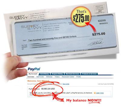 get cash for surveys: Get Money From Survey