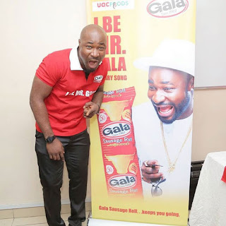 "Photos: Singer Harrysong Unveiled As ""Mr Gala"""