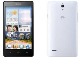 Huawei Ascend G700 Muncul ke Permukaan