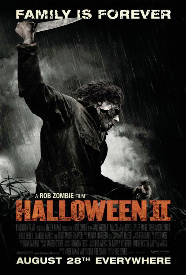 halloween 2 2009 - Halloween 2 Music