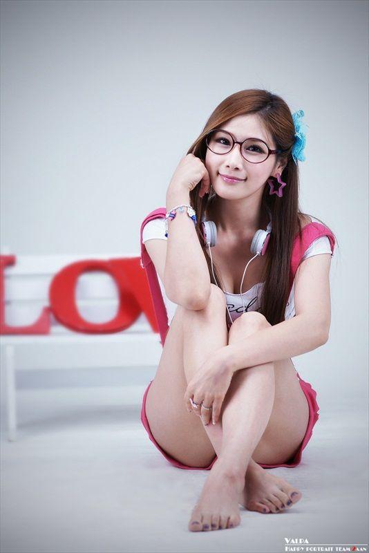 Hwang Ga Hi Cute Korean Model | SouletZ