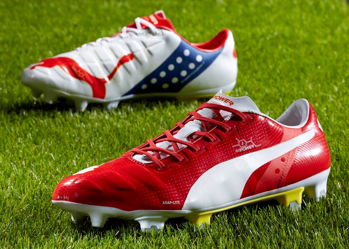 Puma Arsenal evoPOWER & evoSPEED Tricks Boots Released - Footy Headlines
