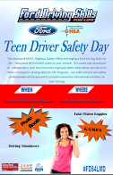 Teen Driver Safety Day