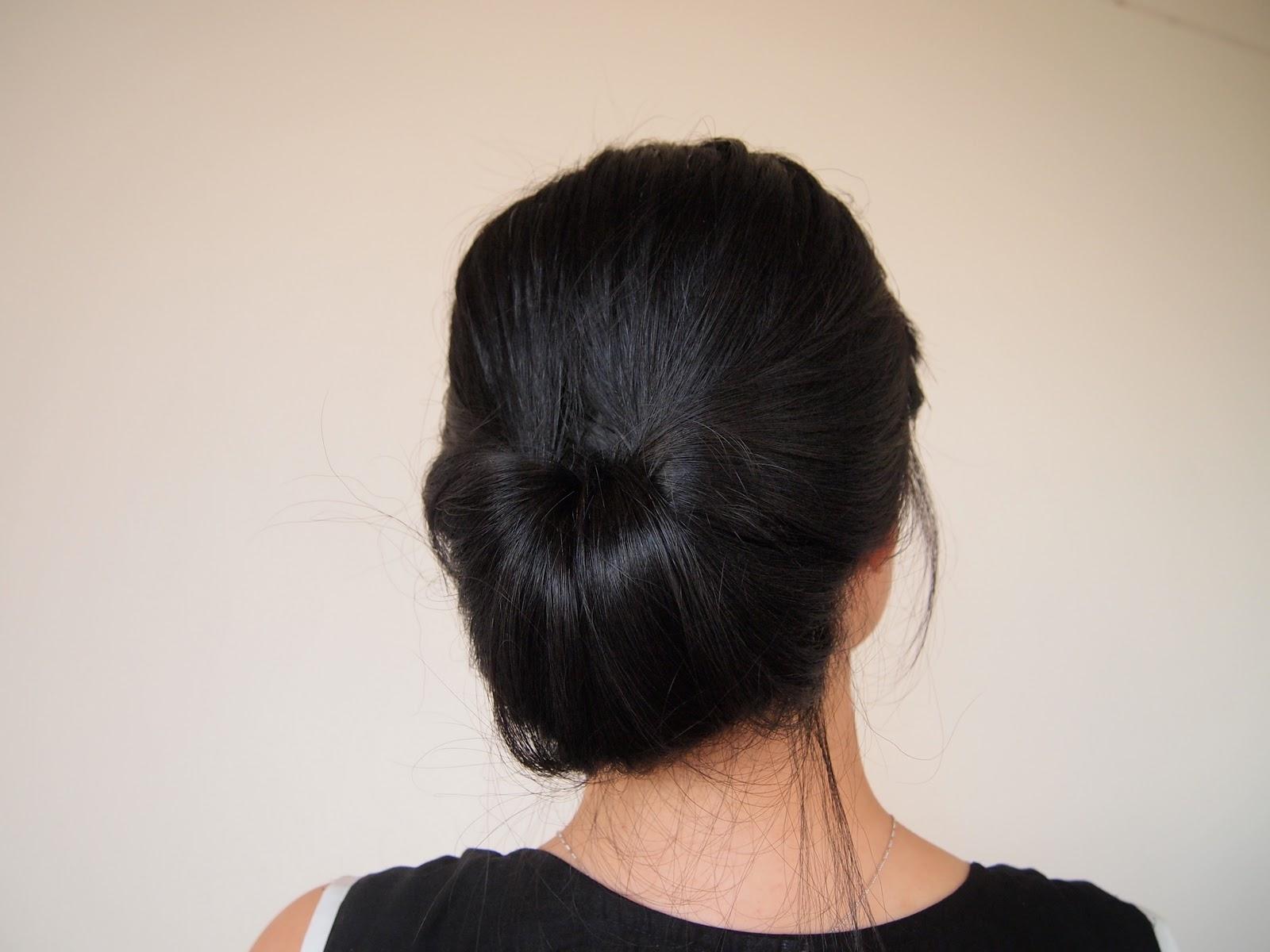 S T E L Simple Elegant Hairdo E L