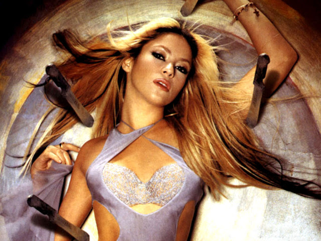 Shakira Hot HD Photo
