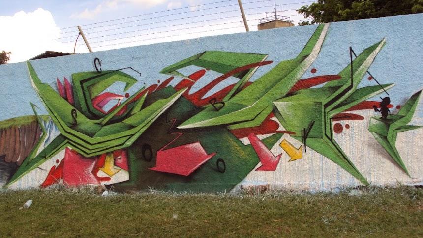 Scooby Graffiti 3d