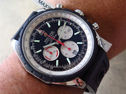 BREITLING CHRONO MATIC CHRONOGRAPH BIG SIZE 49mm - AUTOMATIC