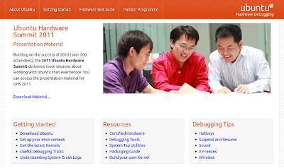 odmubuntu Canonical lanza una web para OEM y ODM