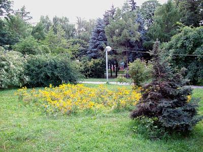 Парк на Владимирской горке