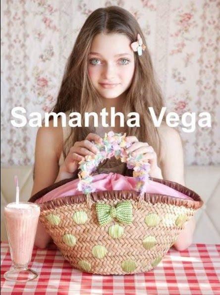 Samantha vega the casual flirty younger sister brand of samantha