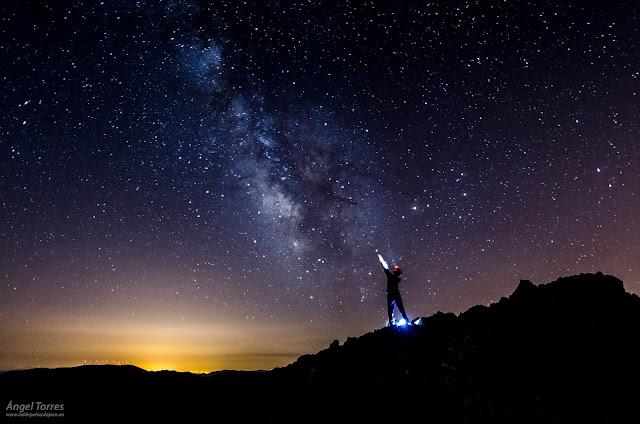 Reserva Starlight Sierra Sur Jaen