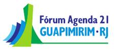 Logomarca Forum Agenda 21 Guapimirim