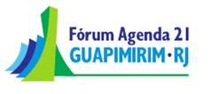 Logomarca Forum Agenda 21 Guapimirim