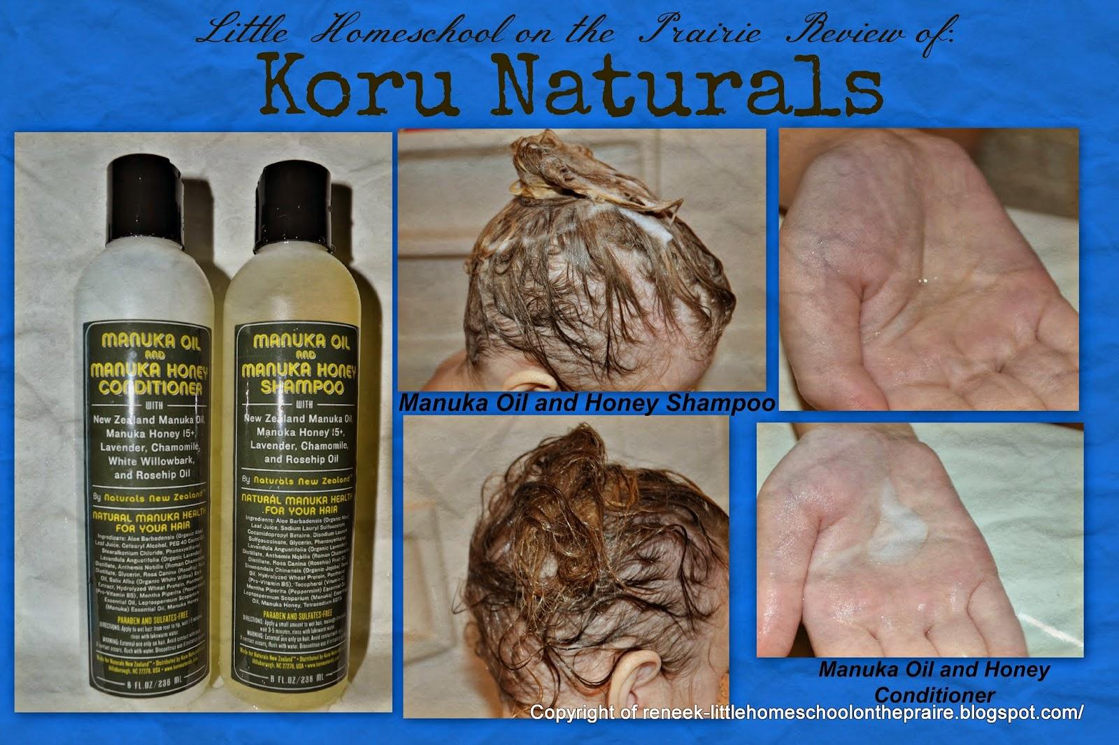 Schoolhouse Crew Review Koru Naturals