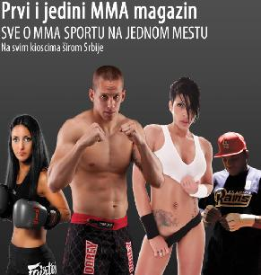 MMA MAGAZIN