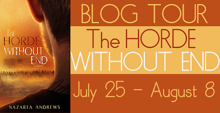 THE HORDE WITHOUT END Blog Tour