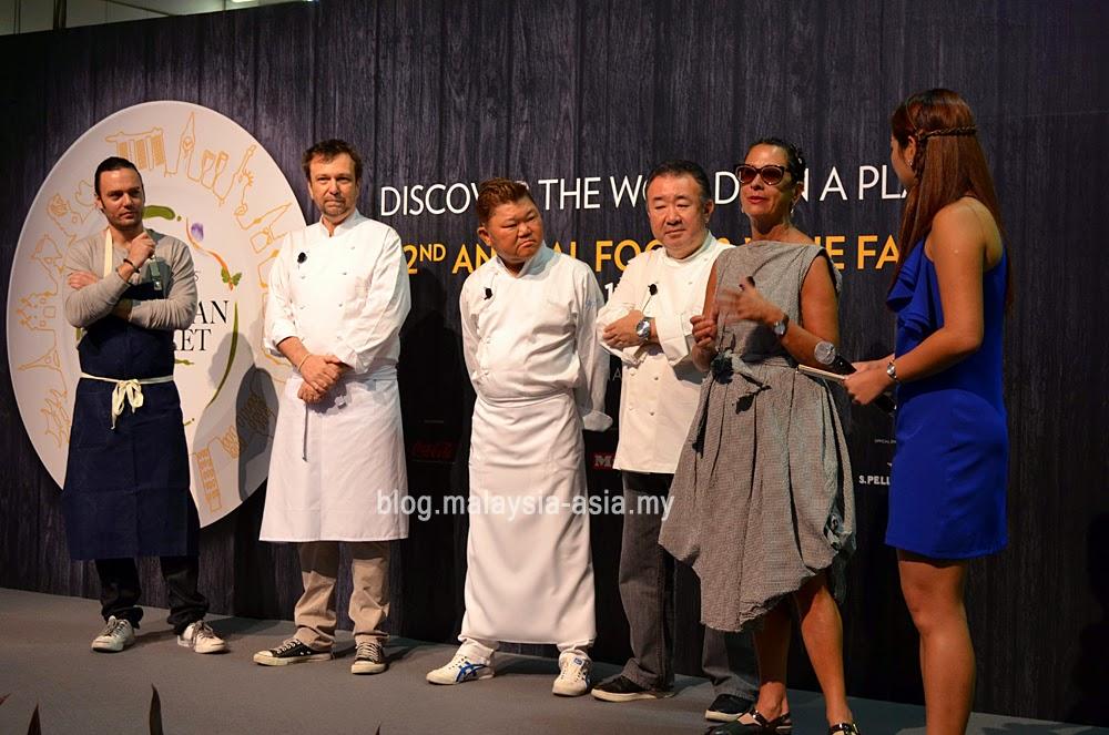 Epicurean Market Celebrity Chefs