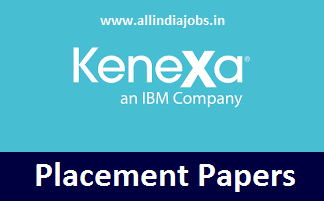 Kenexa Placement Papers