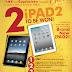 Capricciosa Free iPad2 Contest