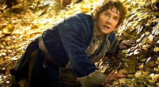 """Cena do filme """"O Hobbit: A Desolação de Smaug"""""""