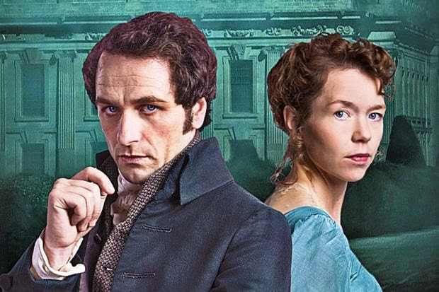 Death Comes to Pemberley - Elizabeth and Darcy