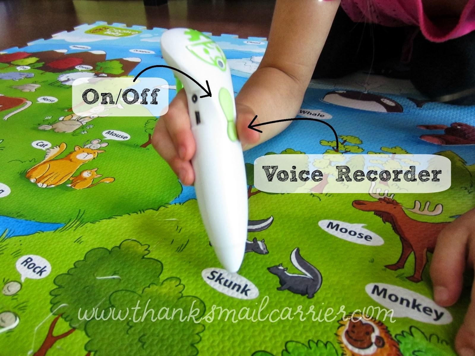 Creative Baby i-Mat Voice Pen