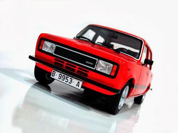 SEAT 124 FL-90 2000 '79 - Otto Mobile
