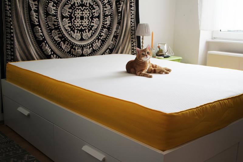 funnypilgrim eve mattress. Black Bedroom Furniture Sets. Home Design Ideas