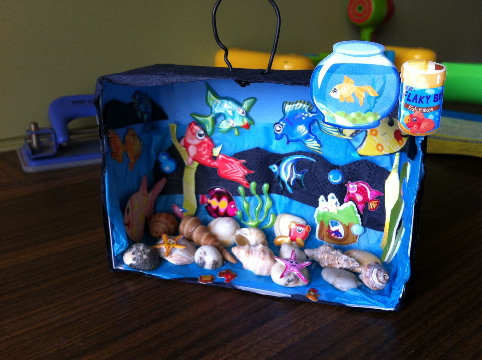 Fish Tank A Spoonfull Of Ideas