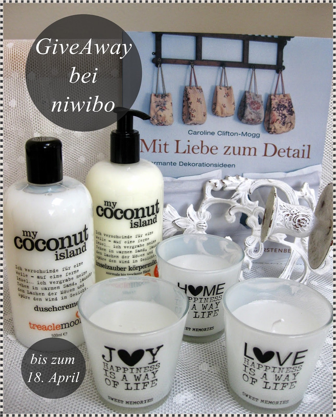Give Away bei niwibo