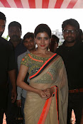 Samantha Latest Glam pics in saree-thumbnail-20