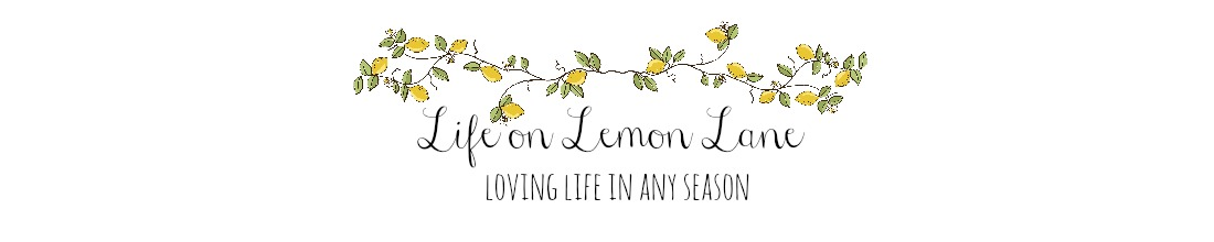 Life on Lemon Lane