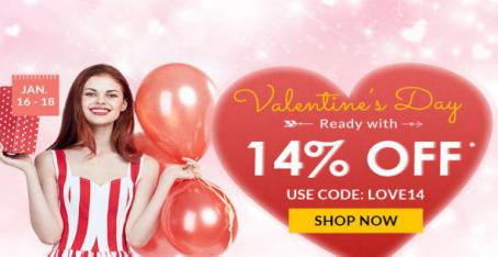 Valentine's Rosegal