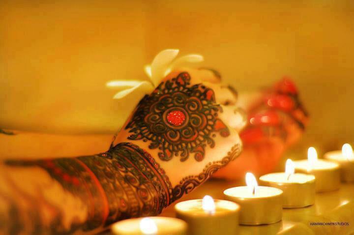 Mehndi Hands Profile Pics : Mehndi latest gol tikka designs