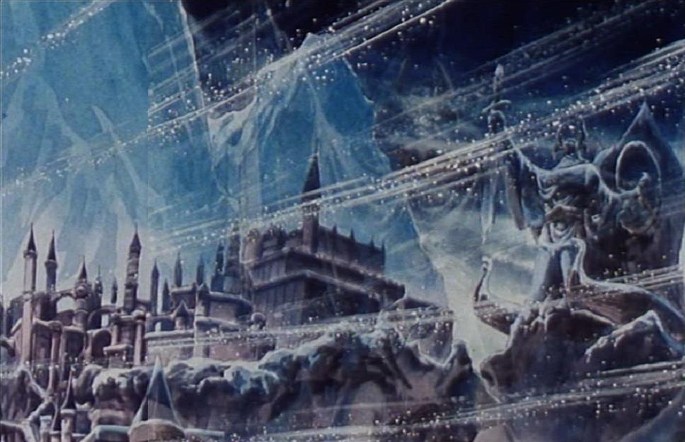 Aventura 2: A ambição de Alberich. Neve vermelha. Decor03
