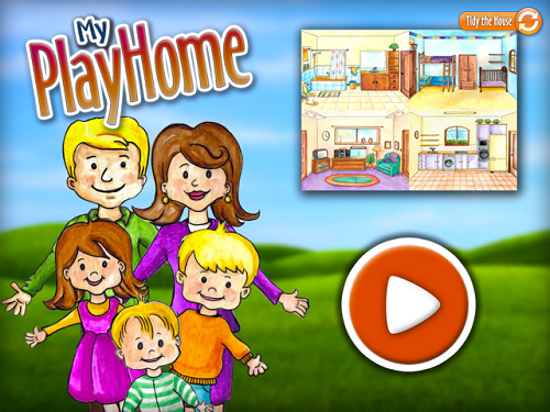 dressing ivana and sofia app for ipad my play home
