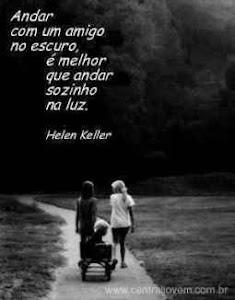 Amizade é cumplicidade...