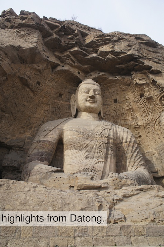 highlights from datong