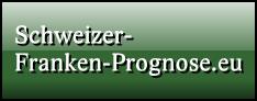 Die Schweizer Franken Prognosen der Grossbanken