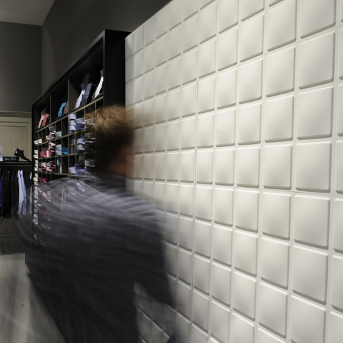 Cubes-Wall-Design